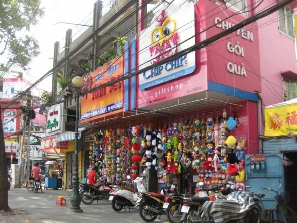 Cửa hàng Chip Chip Shop