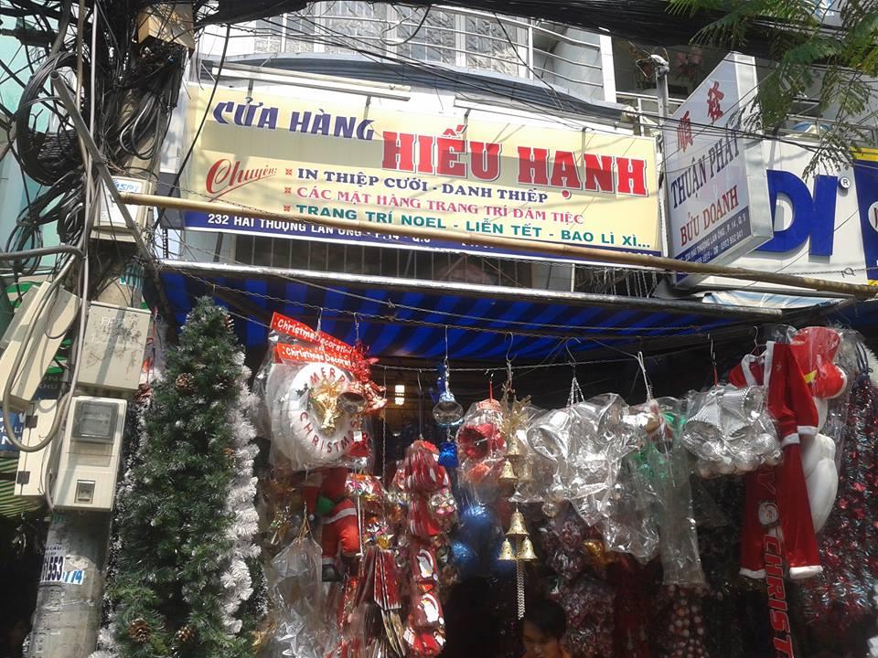 Cửa hàng Hiếu Hạnh