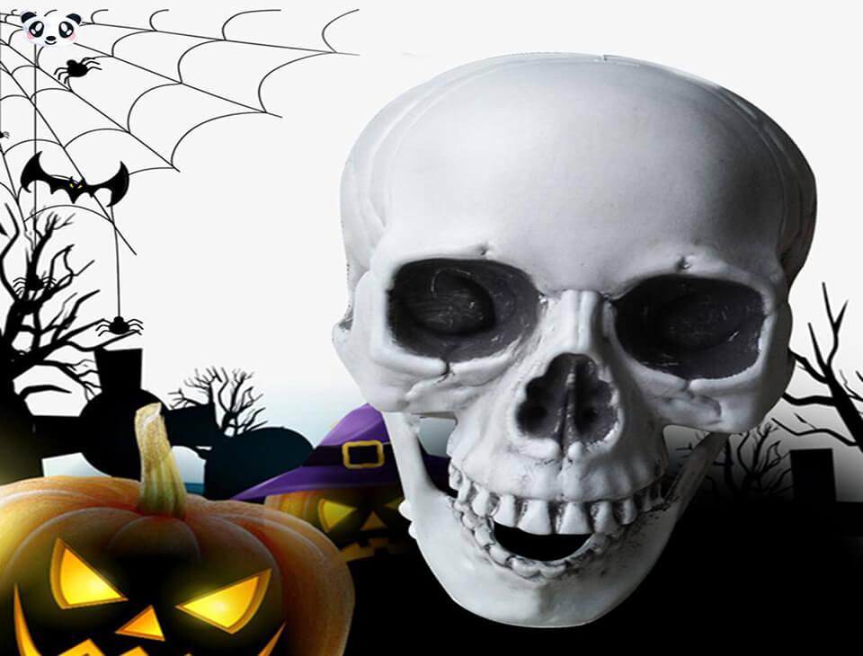 15 cách trang trí halloween rùng rợn vô cùng đơn giản 2021