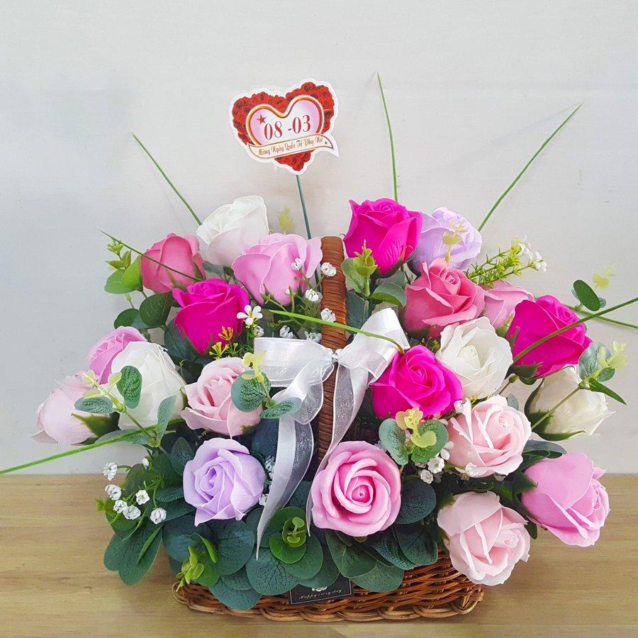 hoa hồng sáp thơm giá bao nhiêu 1 bông? xem ngay bảng báo giá sỉ và lẻ tại lala shop