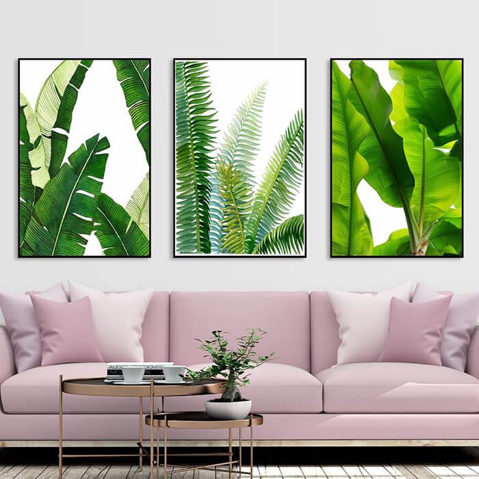 Xưởng in tranh Canvas theo yêu cầu giá rẻ và đẹp tại TPHCM & Hà Nội