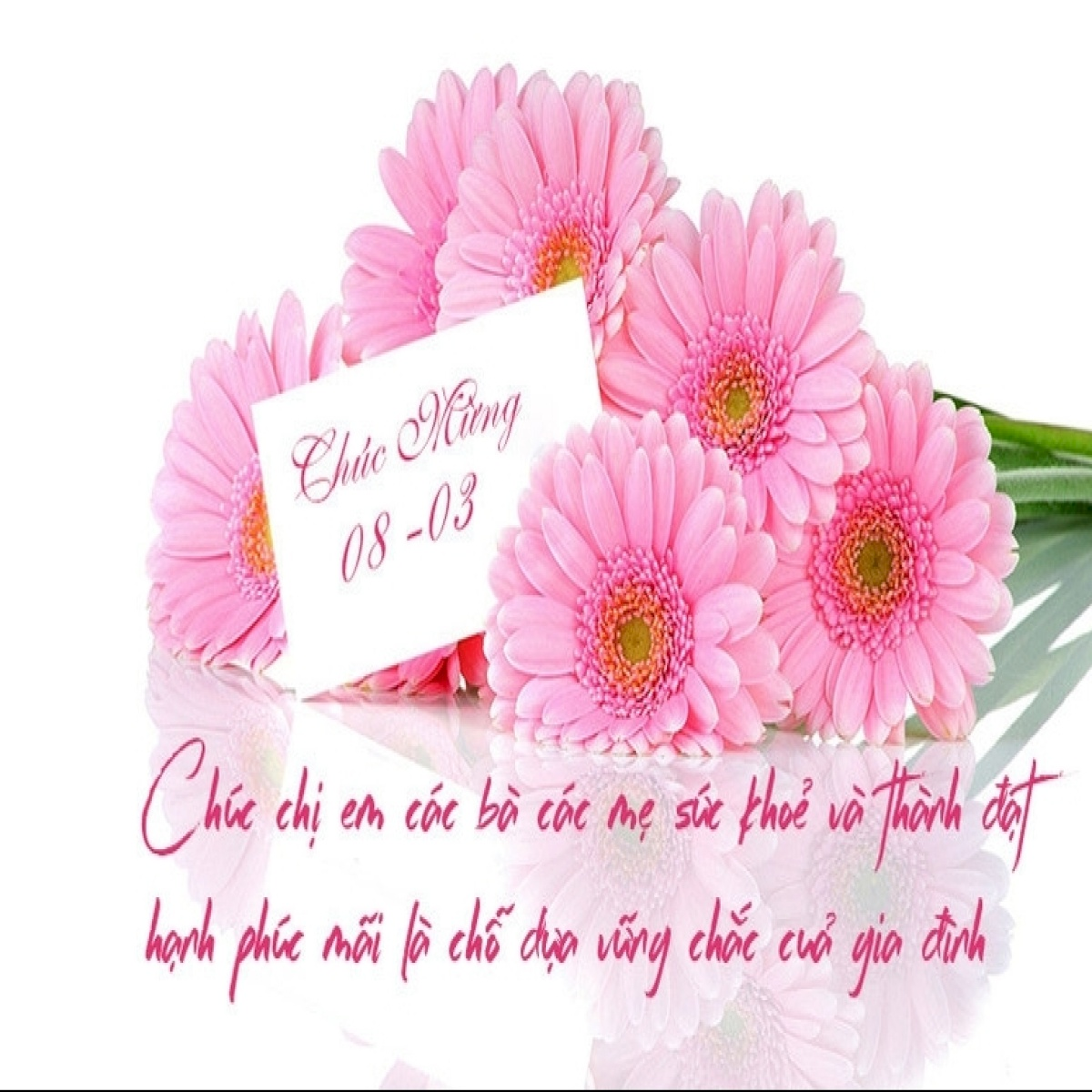 những bài thơ chúc mừng ngày 8/3 tặng mẹ, vợ, bạn gái, cô giáo, sếp và đồng nghiệp hay nhất 2021
